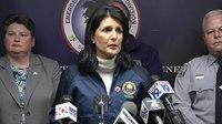 File:Governor Nikki Haley At South Carolina Emergency Management Division Press Conference.webm