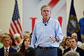 Governor of Florida Jeb Bush at TurboCam, Barrington, NH on August 31th by Michael Vadon.jpg