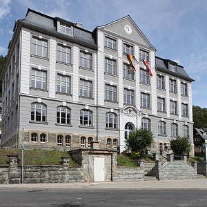 Gräfenthal - Gräfenthal-School