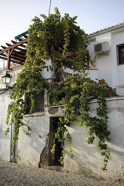 Granada - Maison Camino Nuevo de San Nicolas.jpg