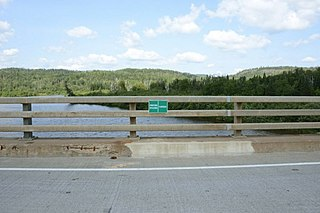 Grand Portage–Pigeon River Border Crossing