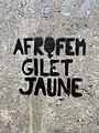 "Graph ""Afro Fem Gilet Jaune"" Avenue de Saxe (Lyon).jpg"