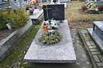 Grave of Sabina Kilarska at Central Cemetery in Sanok (symbolic Edward Kilarski) 1.jpg