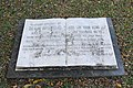 Gravestone of Lim Boon Keng and Grace Pek Ha Yin, Bidadari Garden, Singapore - 20121008.jpg