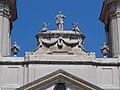 Great Church, attic, vases, Saint Stephen and angels, 2020 Pápa.jpg