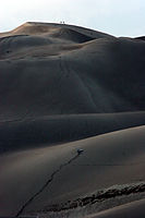 Great Sand Dunes National Park and Preserve Hikers on the Dunes 7028.jpg
