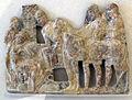 Grecia, milo, rilievo con oreste, pilade ed electra alla tomba di agamennone, 470-60 ac. ca.JPG