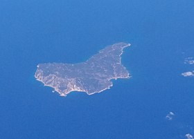 Greece - View of Othoni island from an aircraft (sept 2018).jpg