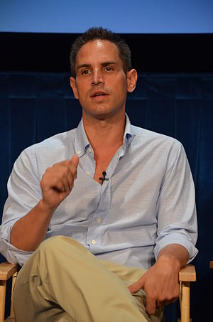 Greg Berlanti - Berlanti in September 2012