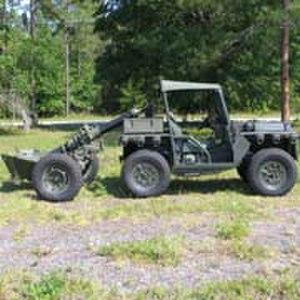 American Growler - Growler combat vehicle
