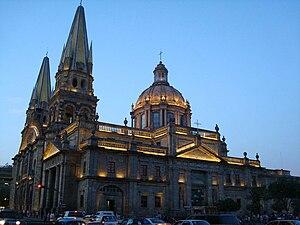Roman Catholic Archdiocese of Guadalajara - Catedral de la Asunción de María Santísima