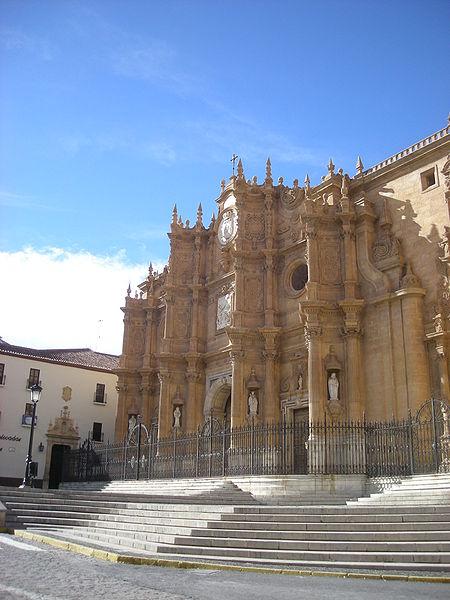 File:Guadix. Catedral. Portada principal.jpg