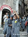 """Guardia Sanframondi (BN), 2003, Riti settennali di Penitenza in onore dell'Assunta, la rappresentazione dei """"Misteri"""". - Flickr - Fiore S. Barbato (30).jpg"""