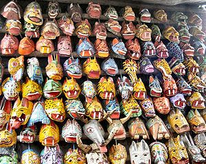 Image of masks