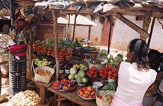 Dinguiraye,  Faranah Region, Гвинея