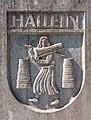 Gurk Dr.-Schnerich-Straße Gemeindebrunnen Wappenrelief Hallein 06072020 9238.jpg