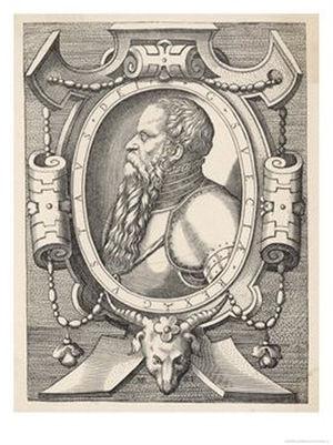 Martino Rota - Image: Gustav I Vasa by Martin Rota
