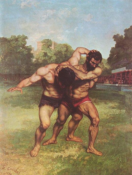 Dating een vrouw worstelaar