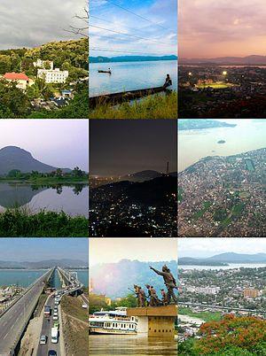 Guwahati - Image: Guwahati collage