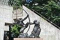 Héraklès archer d'E. Bourdelle (musée national d'art occidental, Tokyo) (41502102765).jpg