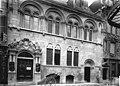 Hôtel Aubriot ou maison Liégeard - Façade - Dijon - Médiathèque de l'architecture et du patrimoine - APMH00033202.jpg