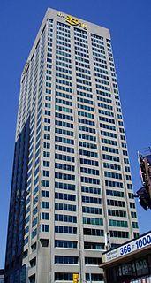 Hudsons Bay Centre skyscraper
