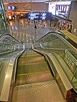 HKCEC 灣仔 香港會展 Wan Chai interior OTIS escalators May 2013.JPG