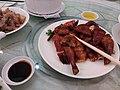 HK 元朗 Yuen Long 鳳琴街 Fung Kam Street 金龍樓 Kam Lung Mansion 富臨皇宮 Foo Lum Palace food January 2019 SSG chicken 06.jpg