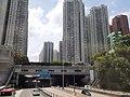 HK 城巴 619 CityBus 遊車河 tour view 觀塘區 Kwun Tong District 藍田 Lam Tin 鯉魚門道 Lei Yue Mun Road June 2020 SS2 12.jpg