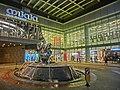 HK 新蒲崗 SPK San Po Kong 景福街 King Fuk Street 譽港灣 Latitude Mikiki mall night turnaround Mar-2014.JPG