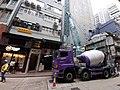 HK SW 上環 Sheung Wan 熹利街 Hillier Street construction site October 2020 SS2 07.jpg