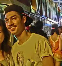 HK TST night 海防道 Haiphong Road 重口味 Hardcore Comedy 關楚耀 Kelvin Kwan 24-Aug-2013.jpg