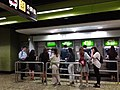 HK WC 灣仔站 Wan Chai Station 港鐵 MTR after the war October 2019 SSG 04.jpg