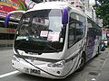 HK Wan Chai Hennessy Road China Travel Services Cross Border Bus MTrans MAN.JPG