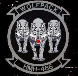 HMH-466 - Image: HMH 466 insignia