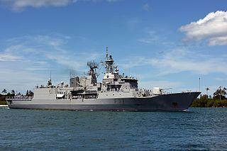HMNZS <i>Te Kaha</i> (F77)