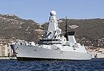 HMS DARING sails in British Gibraltar territorial waters MOD 45160525.jpg