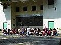 HSNU Guitar Club Members Sitting on Stair of Gym 20100228.JPG