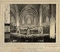 HUA-32526-Afbeelding van het concert in de Jacobikerk te Utrecht waar de speciaal voor het tweede eeuwfeest van de hogeschool gecomponeerde cantate werd uitgevo.jpg