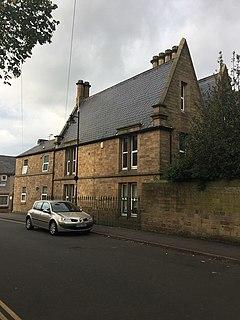 Hackenthorpe Hall
