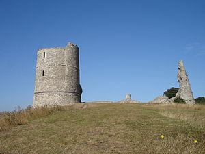 Hadleigh, Essex - Image: Hadleigh Castle