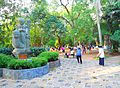 Haikou People's Park - people exercising - 01.jpg