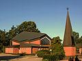 Hambuehren Kirche Schutzengel neu.JPG