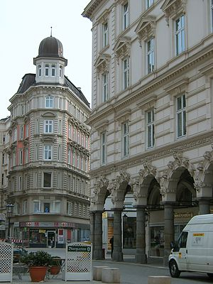 Colonnaden - Colonnaden in 2006
