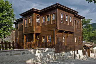 Sakarya Province - Historical Hanımeli Mansion in Tarakli
