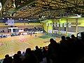 Handball Club Bosna from Visoko playing at their home Mladost hall.jpg