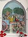 Handel (Gemert-Bakel) Rijksmonument 518069 Ossenkapel, tableau met de ossen.JPG