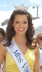 Shannon Bream Miss Virginia http://en.wikipedia.org/wiki/Miss_Virginia