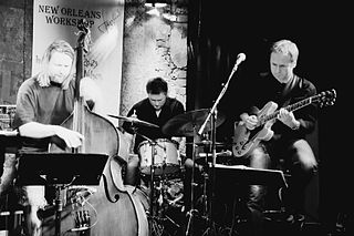 Roger Johansen (musician) Jazz drummer