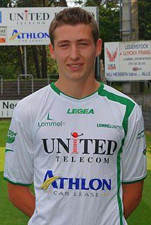 Hans Vanaken Belgian footballer